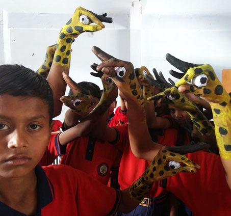 Gurukul Public School