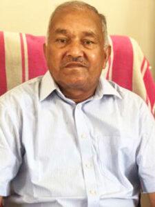 R D Mishra